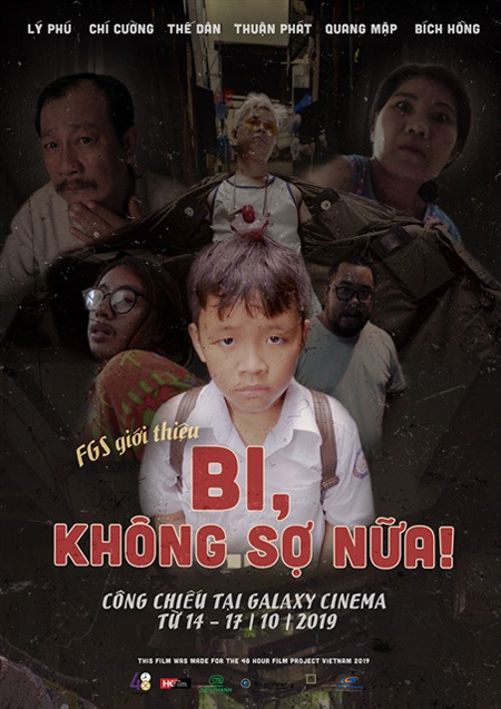 Short Vietnamese film heads to the Netherlands to compete