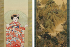 Vietnam receives precious paintings from Japan