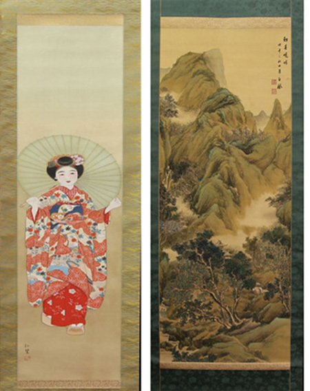 Vietnam receives precious paintings from Japan