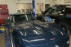 Cảnh sát ráo riết tìm chủ nhân siêu xe Corvette bị đánh cắp từ năm 1981