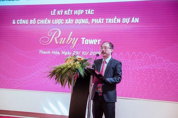 Cường Thịnh Group công bố chiến lược phát triển dự án Ruby Tower