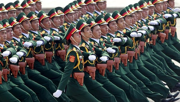 Vietnam ranks high in global military strength: Global Firepower