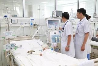 Bé 3 tháng tuổi ở Phú Thọ nguy kịch vì chữa tiêu chảy sai cách