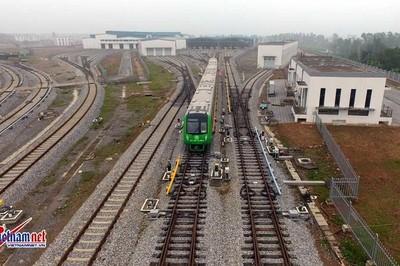 Thủ tướng yêu cầu xử nghiêm sai phạm dự án đường sắt Cát Linh - Hà Đông