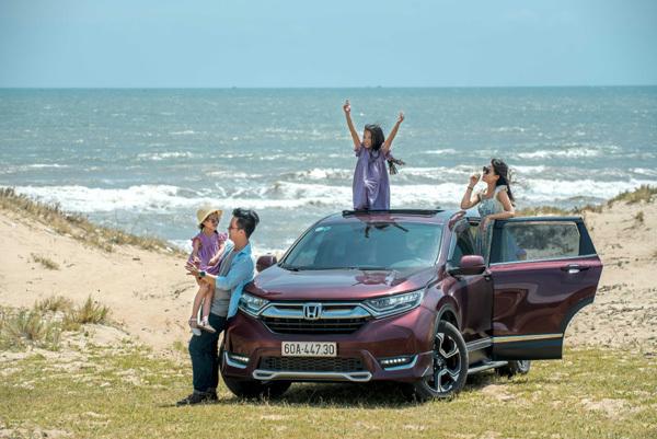 5 điểm 'đáng giá' tạo nên đẳng cấp Honda CR-V