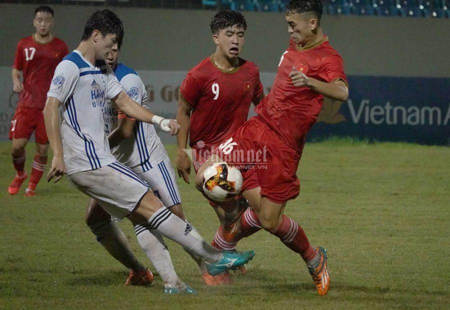 Link xem U21 Việt Nam vs U21 FK Sarajevo, 18h ngày 1/11