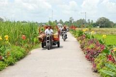 Phát triển nông thôn nhằm mục tiêu tạo động lực để nông dân làm giàu