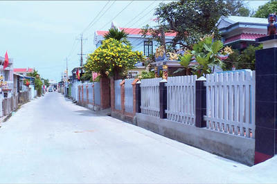 Rút ngắn khoảng cách nông thôn và thành thị