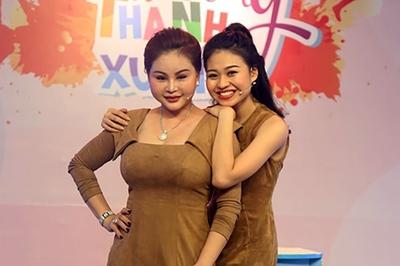 Con gái Lê Giang từng cãi lời vì nghĩ mẹ không có tư cách dạy mình