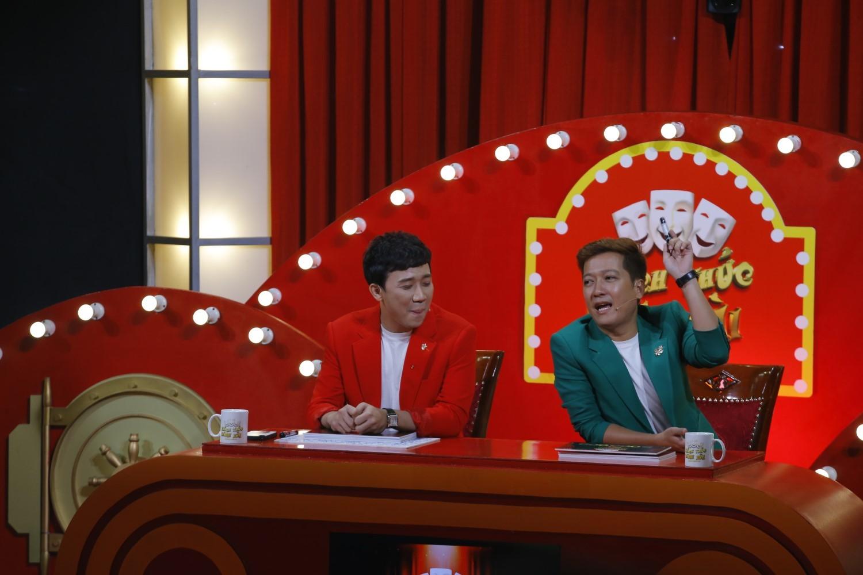 Thách thức danh hài,Trấn Thành,Trường Giang,Ngô Kiến Huy,Hari Won