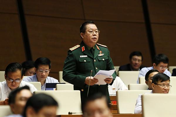 Biển Đông,chủ quyền,quốc hội,Nguyễn Trọng Nghĩa