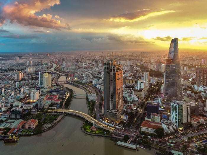 nơi làm việc tốt nhất,Việt Nam