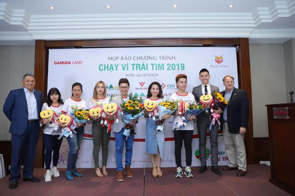 Chạy vì trái tim 2019, thêm hy vọng cho trẻ mắc tim bẩm sinh