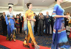Designer presents ao dai collection inspired by Turkey