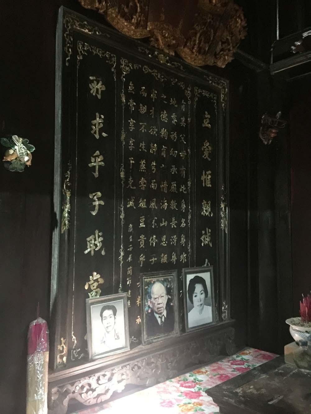 Nỗi trăn trở của người đàn bà trong căn nhà toàn gỗ quý ở Bình Dương