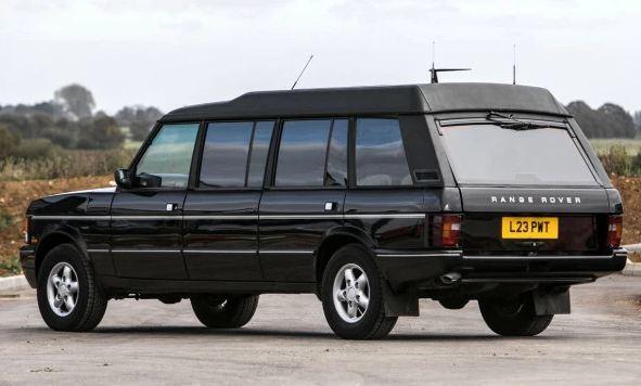 Range Rover,Xe độ