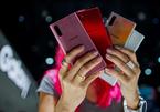 Doanh số 'khủng' của Galaxy Note 10 không cứu được Samsung