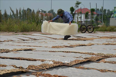 Craft villages develop despite urbanisation