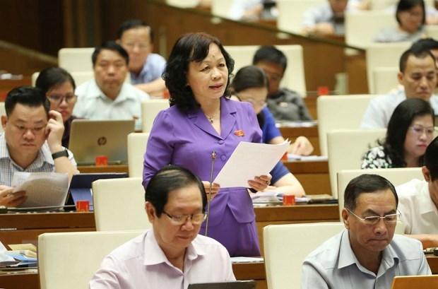 Đại hội Đảng,Đại hội 13,Quốc hội,Nguyễn Anh Trí