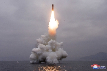 """Triều Tiên phóng """"hai vật thể chưa xác định"""""""