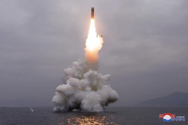 Triều Tiên,vật thể bay,tên lửa,phóng thử,Nhật Bản,Hàn Quốc,Mỹ,phi hạt nhân hoá