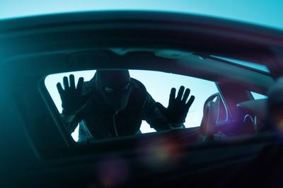 Halloween hôm nay, trộm cắp ôtô tăng đột biến
