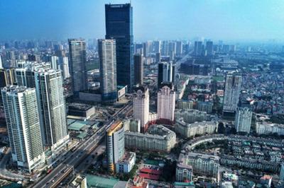 Sôi động thị trường BĐS Tây Nam Hà Nội