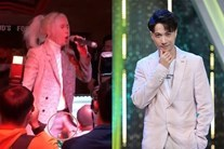 CHUYỆN GÌ ĐÂY: Đang nhảy sung trên sân khấu, S.T Sơn Thạch bị khán giả vồ thẳng vào bộ phận nhạy cảm