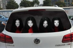 """""""Hết hồn"""" những chiếc xe kinh dị của các tín đồ Halloween"""