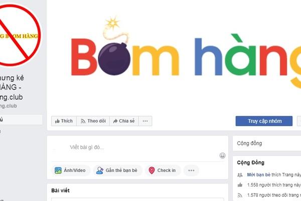Danh sách đen 'kẻ bom hàng', hội shop online điểm danh khách xấu tính