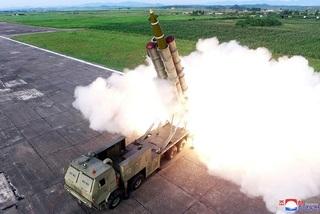 Bí ẩn vũ khí siêu lớn Triều Tiên vừa thử