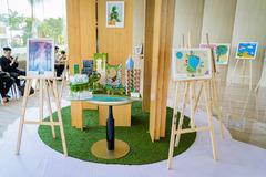 10 nghìn người 'vẽ giấc mơ xanh' gây quỹ hoạt động môi trường