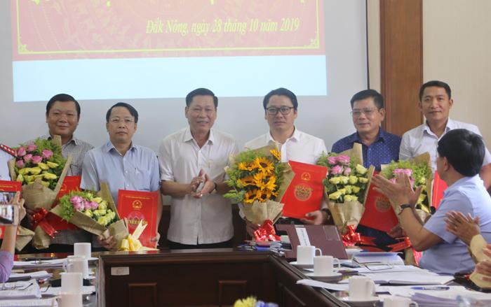 Hà Nội, TP.HCM và 10 tỉnh, thành bổ nhiệm nhiều nhân sự mới