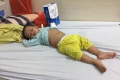 Thương gia cảnh bệnh nhi 16 tháng tuổi có ông nội cũng bị ung thư