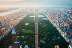 Bên trong tòa nhà mỏng nhất hành tinh, cao hơn 435 m