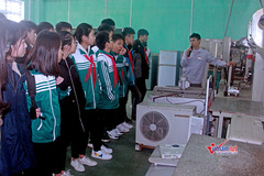 895 cơ sở giáo dục nghề nghiệp cho học sinh, sinh viên nghỉ học