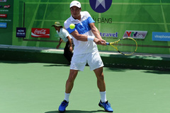 Daniel Nguyen favourite to win Vietnam's first SEA Games tennis gold