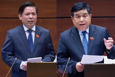 Hai Bộ trưởng lý giải nguyên nhân 'có tiền mà không tiêu được'