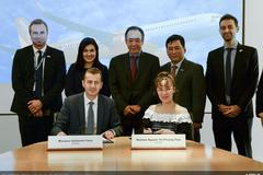 Vietjet chính thức sở hữu 20 tàu bay A321XLR tân tiến nhất