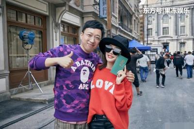 Vu Chính bê cả bộ sậu diễn viên 'Diên Hy Công Lược' vào phim mới