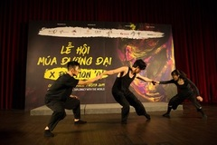 Dance festival Xposition 'O' comes to Vietnam for first time