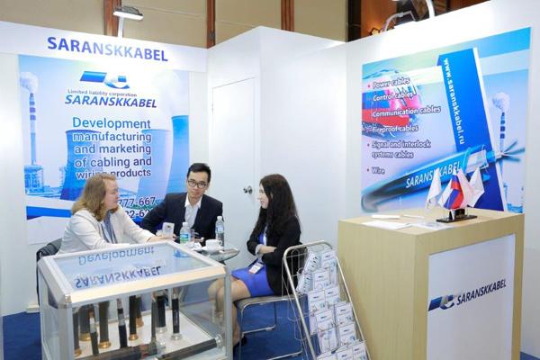 Cơ hội giao thương đặc biệt tại Triển lãm quốc tế Việt - Nga 2019