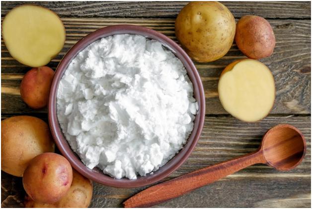 Ống hút bột gạo, sản xuất tại bàn dùng luôn tại chỗ