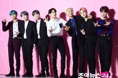 BTS trở thành Nghệ sĩ được yêu thích nhất K-Pop 2019 tại Hàn Quốc