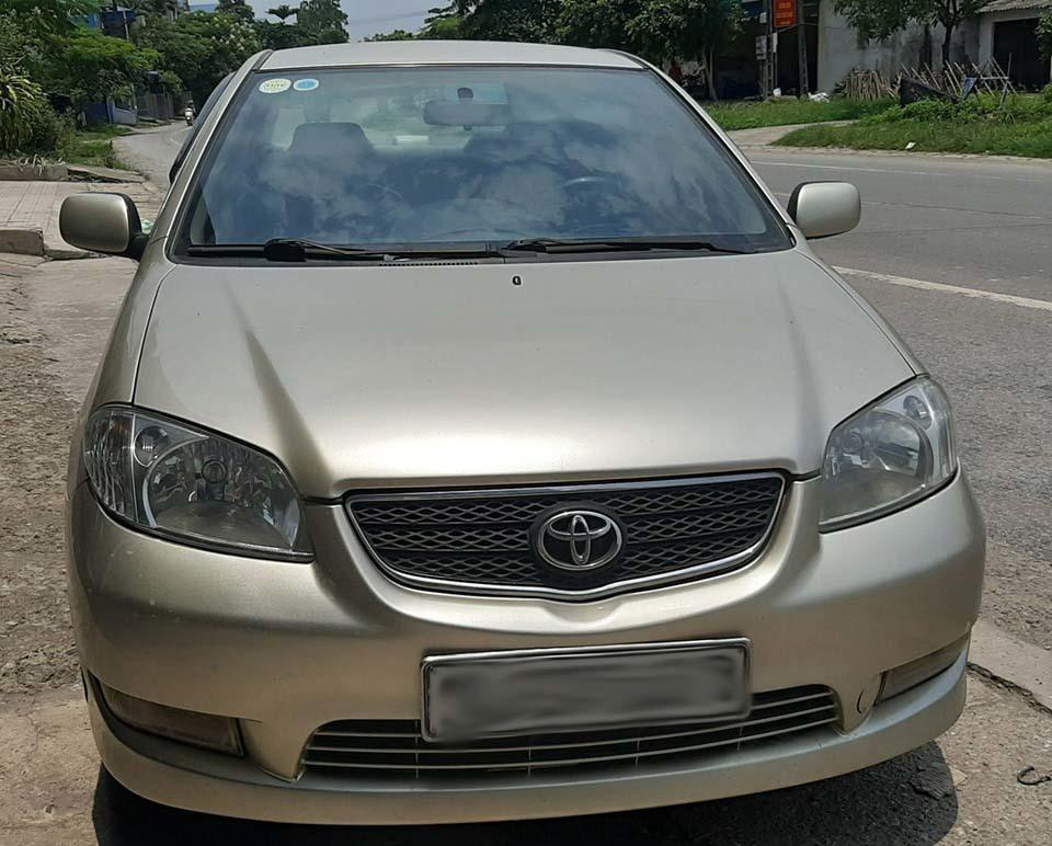 Chi 150 triệu mua xe Toyota Vios cũ 15 năm tuổi, có ngày nằm dọc đường?