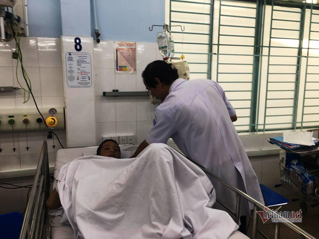 Gần 3 tháng giành giật sự sống cho cậu bé 14 tuổi tuổi bị sốc sốt xuất huyết
