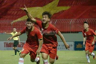 U21 Việt Nam lần thứ 2 đánh bại CLB đến từ Bosnia