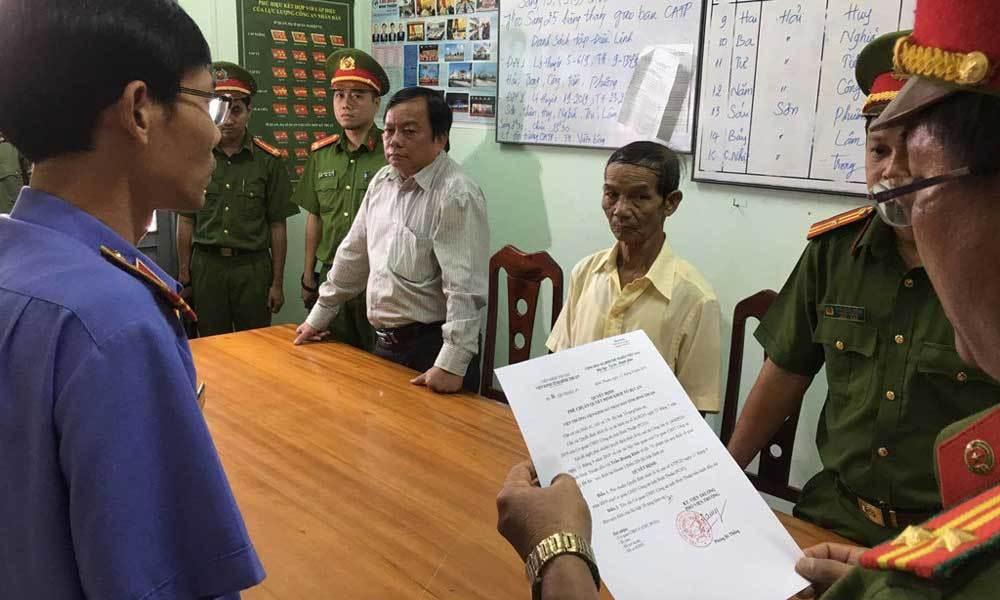 Bình Thuận,vi phạm đất đai