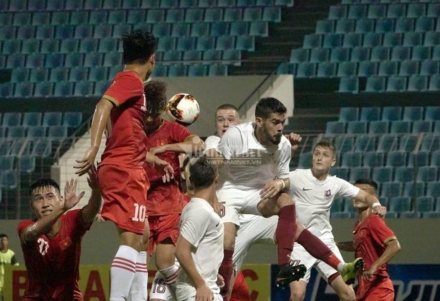 U21 Việt Nam vs U21 FK Sarajevo,U21 Việt Nam