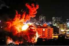 Israel oanh tạc Gaza dữ dội